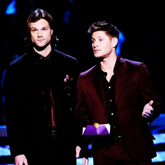 Jared and Jensen on People's Choice award