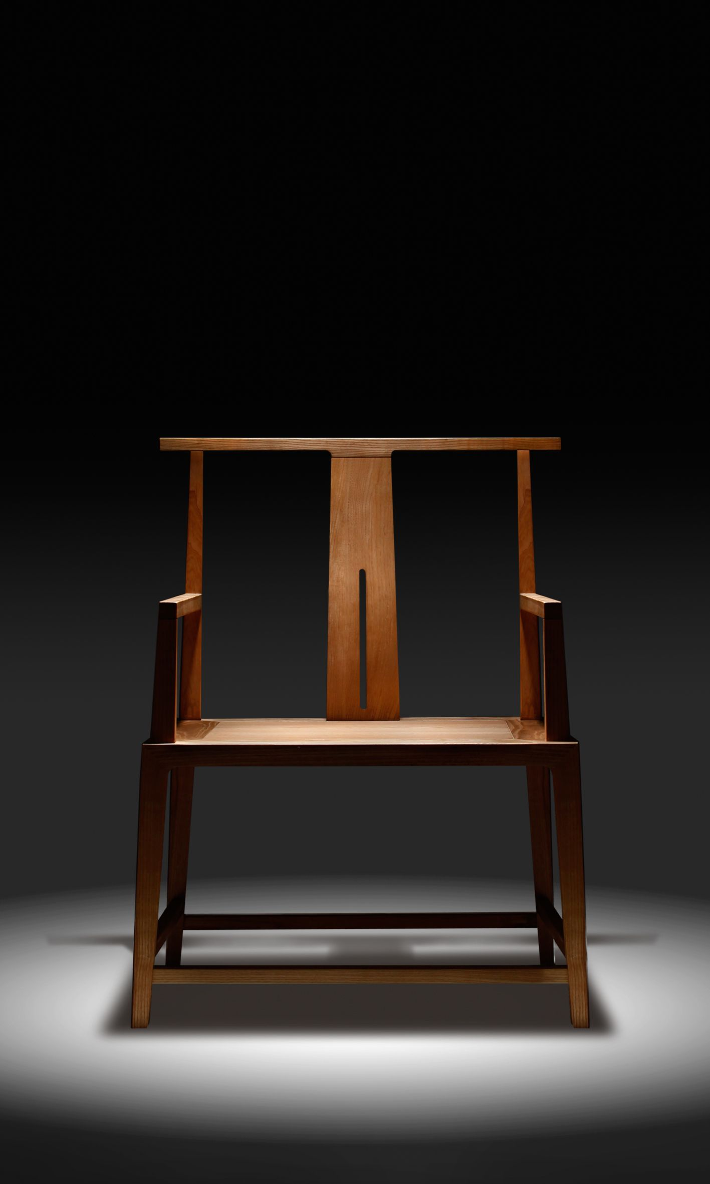 Muebles Orientales Antiguos Shen Baohong 沈寶宏 U 43 Furniture 小宽椅 Small Wide Chair 2011
