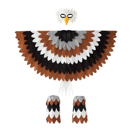IKEA - LATTJO, Disfraz águila, Anima a los niños a hacer juegos de ...