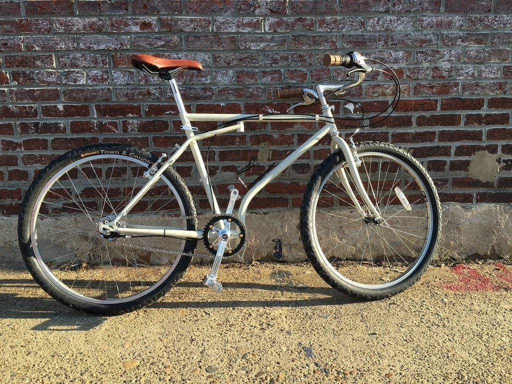 New Ly Restored Bike Day 90s Fuji Marlboro Folding Bike Album