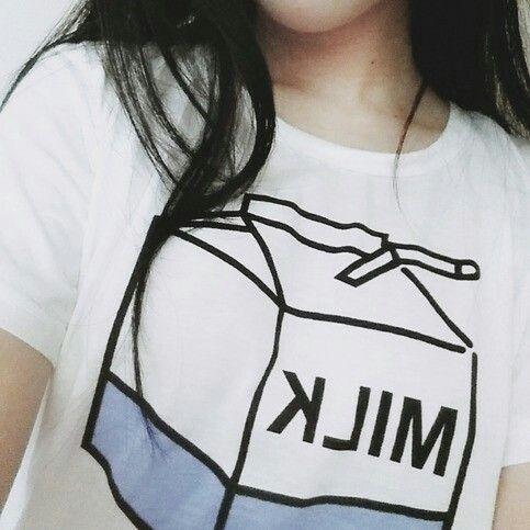 Milk Tee 💕