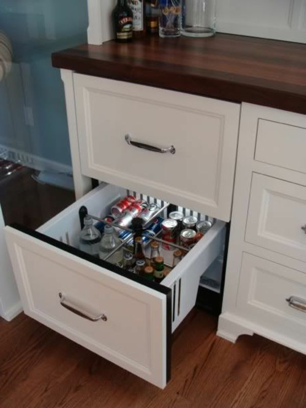 schubladen k hlschrank praktisch und cool schubladen k hlschrank und nicht genug. Black Bedroom Furniture Sets. Home Design Ideas