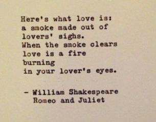 Quotes Love Shakespeare Romeo And Juliet 53+ Ideas #quotes