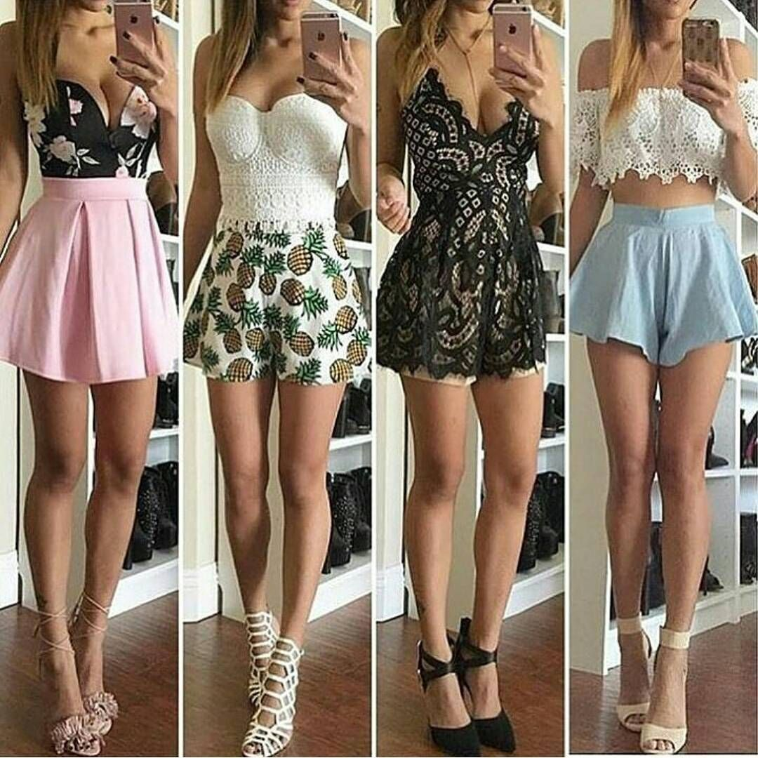 1, 2, 3, or 4? Love these cute summer outfit inspo. SHOP ...
