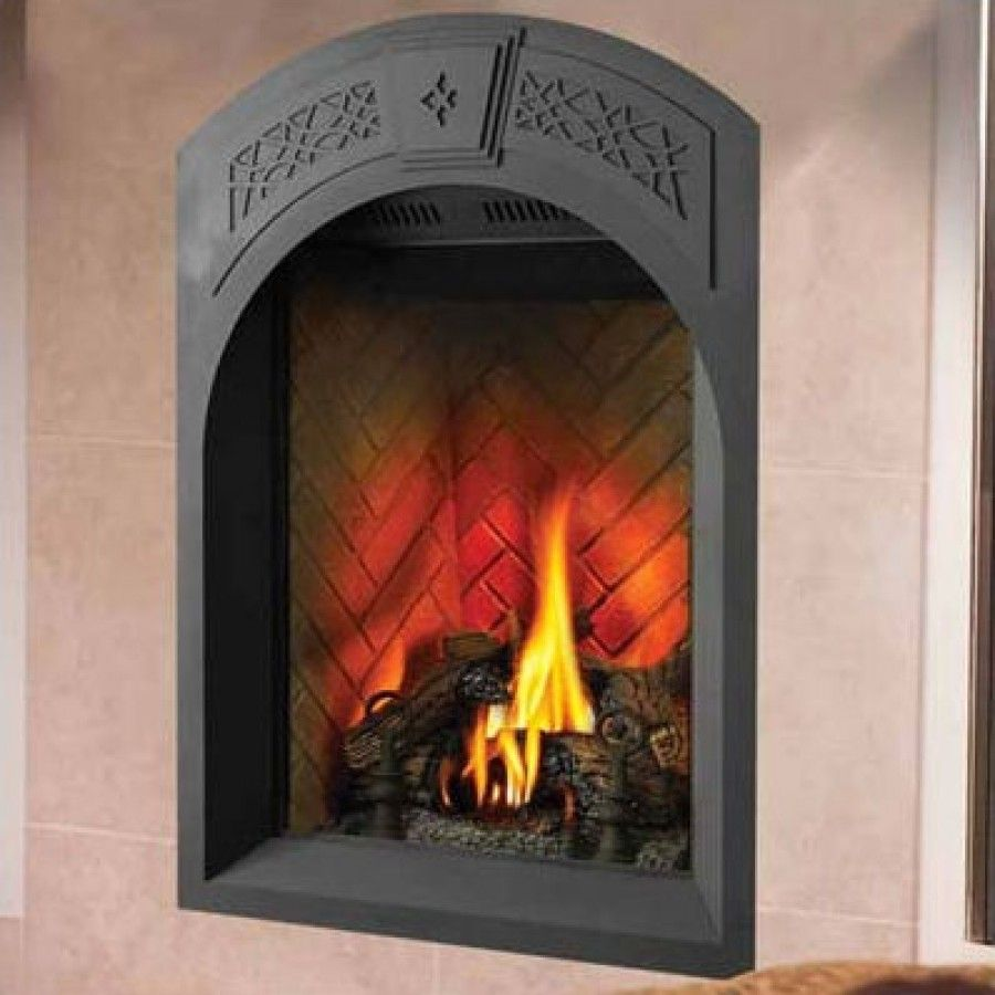 napoleon park avenue top vent gas fireplace gd82nt pa kitchen rh pinterest com