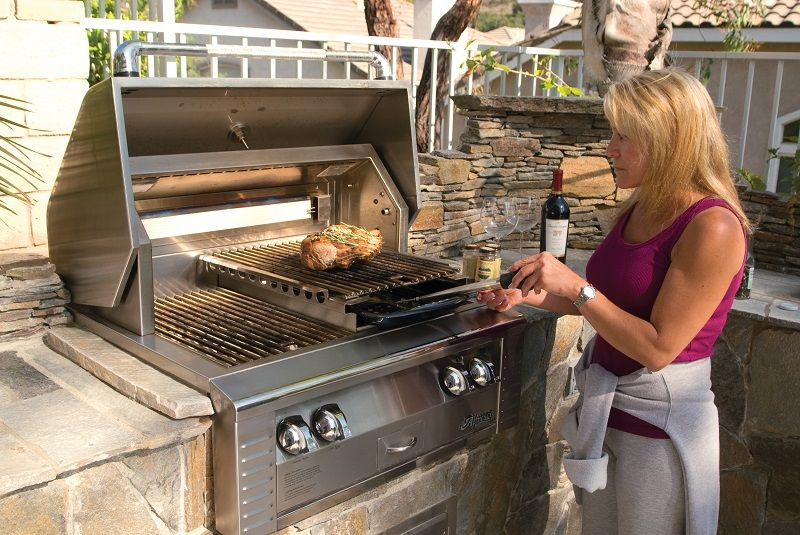 Fine Furniture Los Angeles Stainless Steel Grill Cleaner Clean Stainless Steel Grill Stainless Steel Bbq Grill