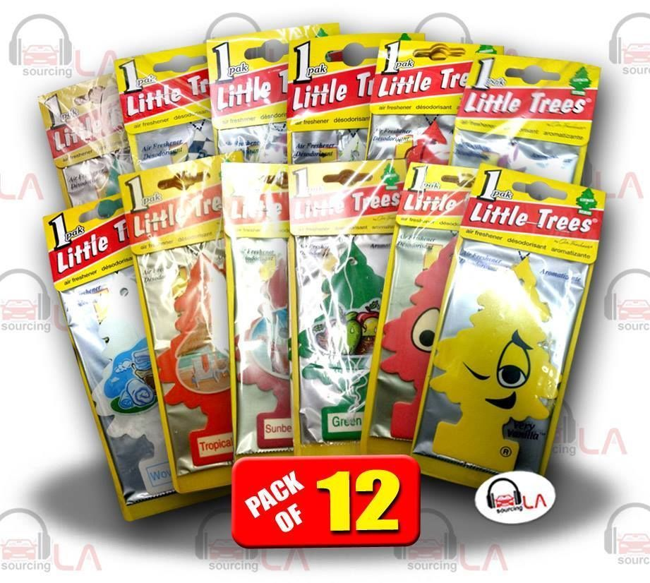 Details about Little Trees Hanging Car and Home Air
