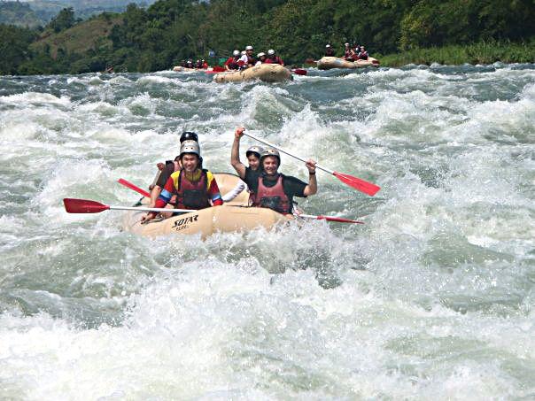 white Water Rafting, Cagayan De Oro