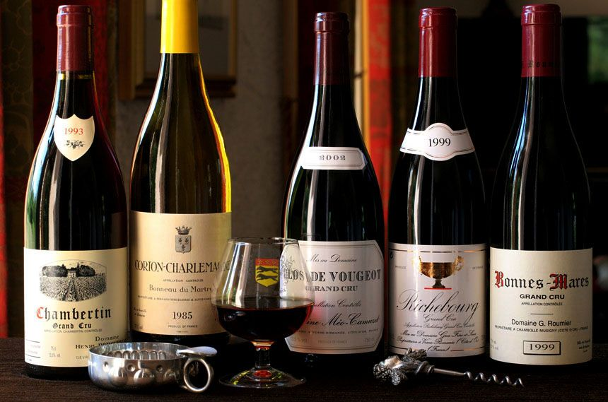 Top 10 Popular And Best French Wine Brands In The World
