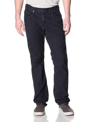 80% OFF Kasil Workshop Men's Davidson Straight Corduroy Pants (Admiral)