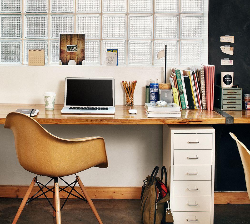6 tips para decorar tu espacio de trabajo en casa   <3   Pinterest ...