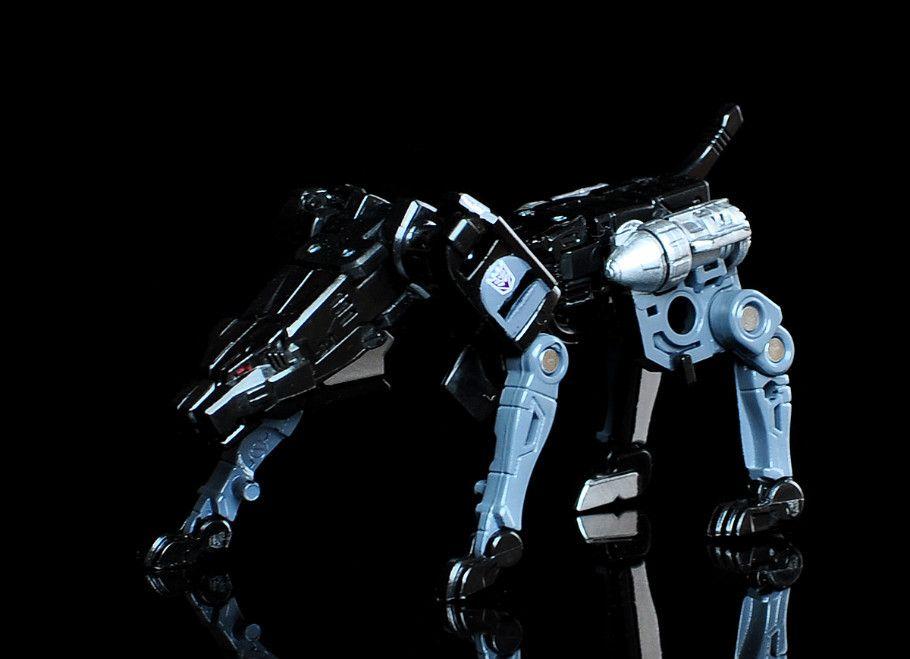 Transformers Masterpiece MP-15 Jaguar (Ravage)