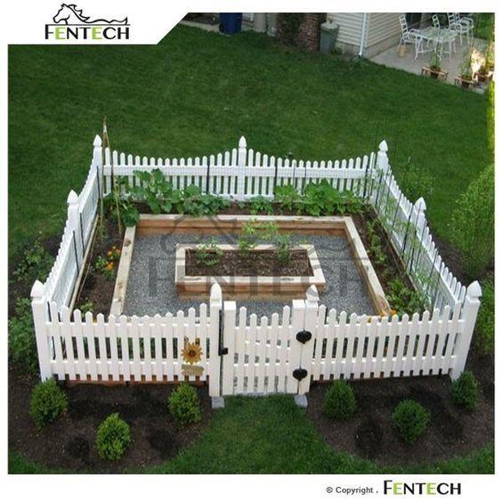 Resultado de imagen para cercas para jardines exteriores - Cercas para jardines ...