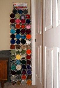 DIY Yarn Holder