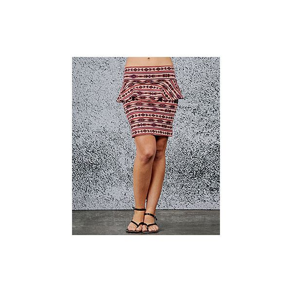 Time After Time Skirt | Threads for Thought Official Store ($46) via Polyvore