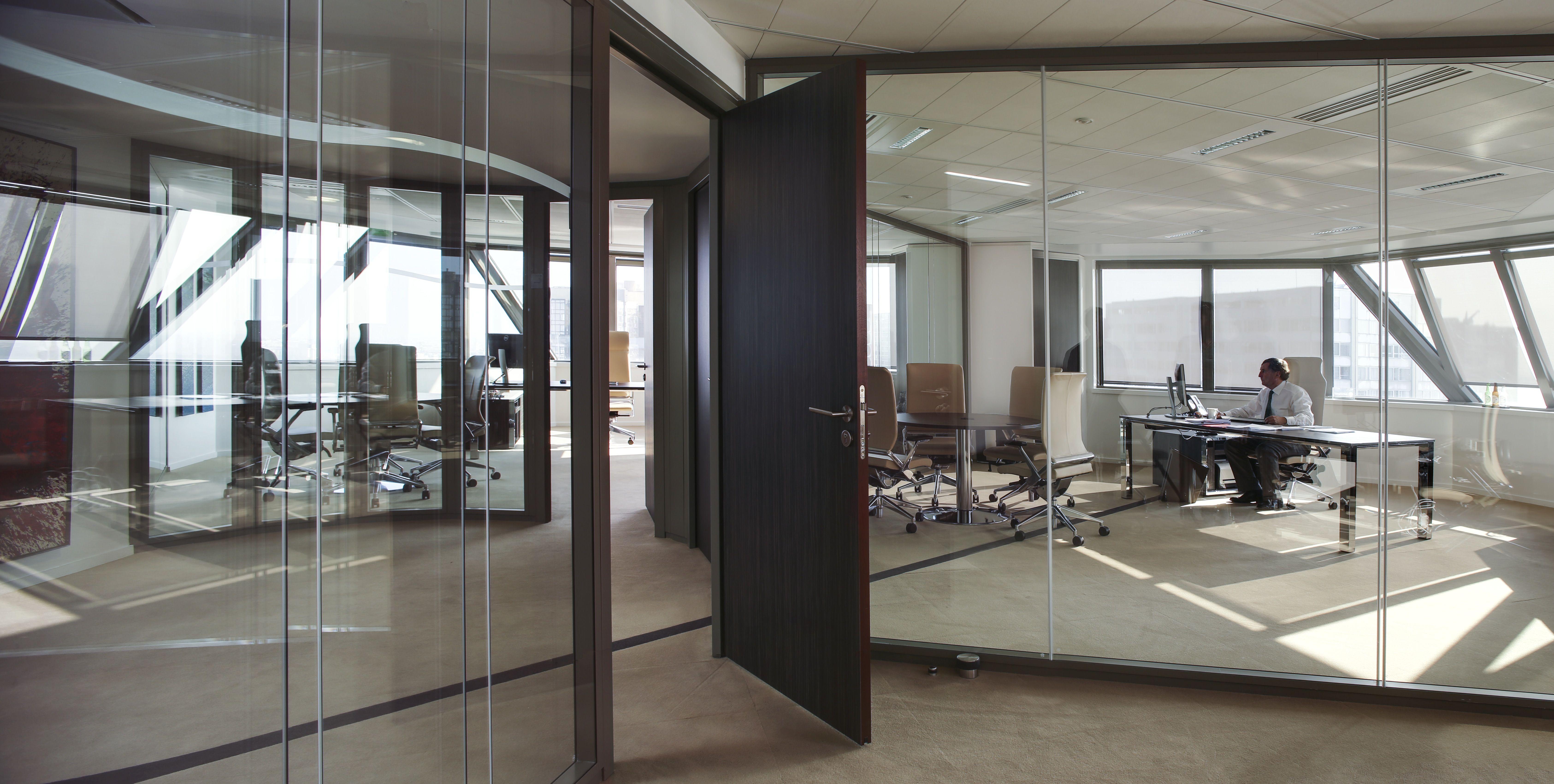 Architectural bureau firma office interior bureau design