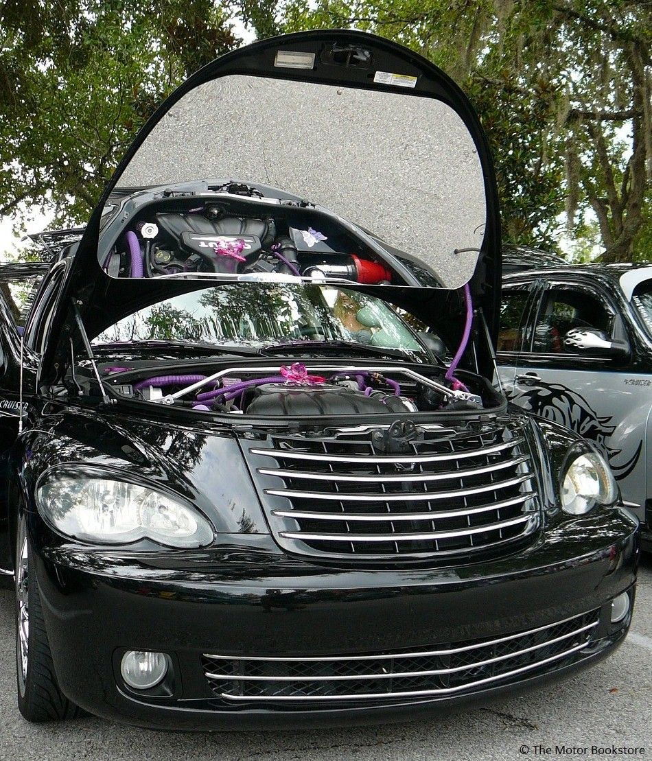 pt cruiser repair manual 2001 2010 car show sanford fl 5 28 rh pinterest com 2006 chrysler pt cruiser owners manual pdf 2006 Chrysler PT Cruiser Interior