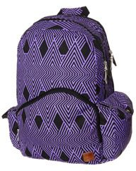 VOLCOM GOING STUDY BACKPACK - VIBRANT PURPLE on http://www.surfstitch.com