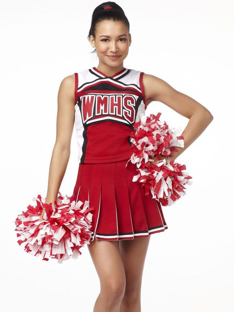 Glee Inspired Cheerleader Costume to take you back to your High School days. Wearing this  sc 1 st  Pinterest & Glee Inspired Cheerleader Costume to take you back to your High ...