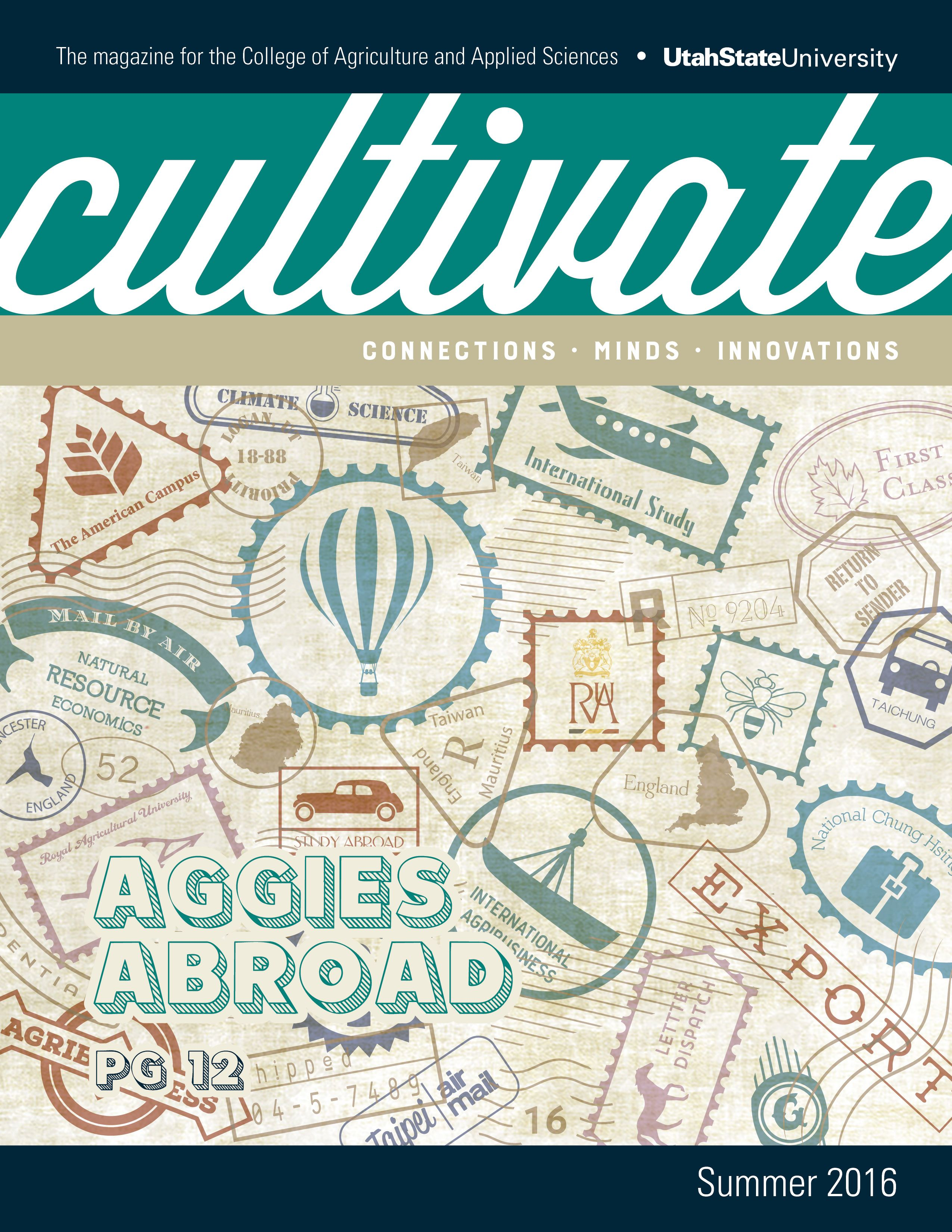 Summer Cultivate cover