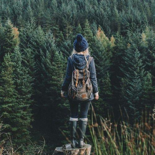 Boho / indie / nature blog