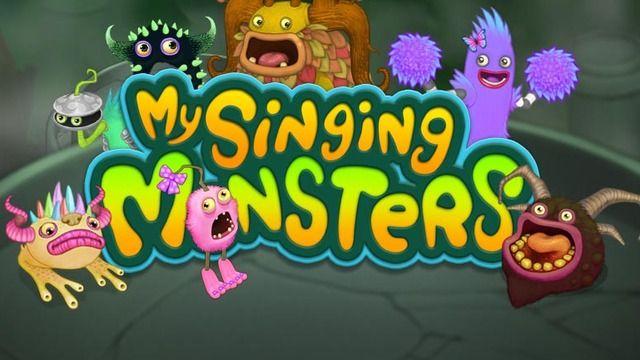 my singing monster songs