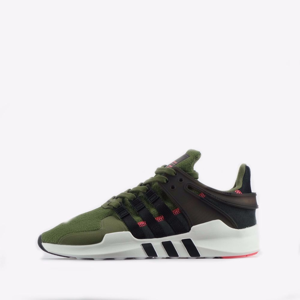 The adidas EQT Support ADV In Olive Cargo Is Perfect For