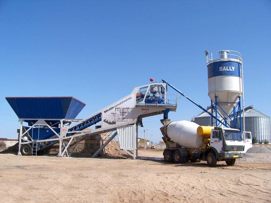 Concrete Mixer Equipment