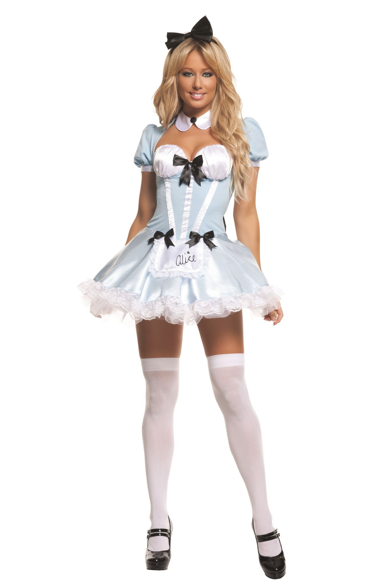 Sexy alice in wonderland costume images 341