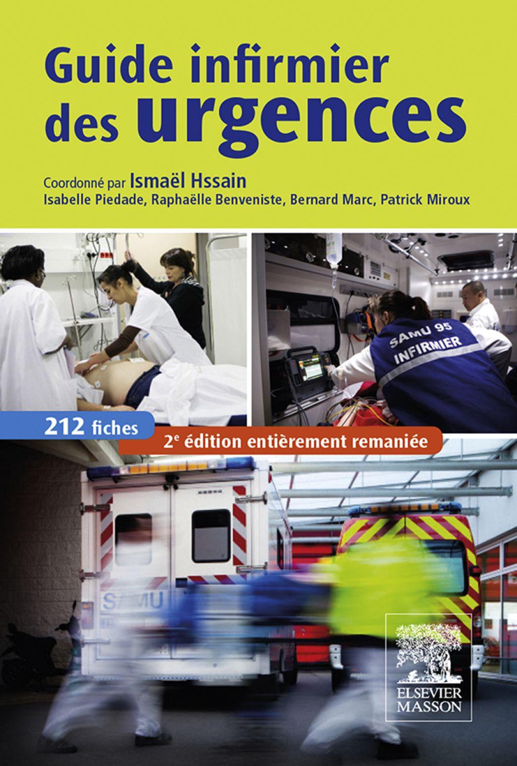 Guide Infirmier Des Urgences Ebook