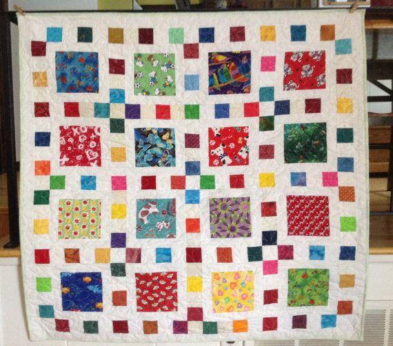 Blocks for Baby/ Toddler Quilt