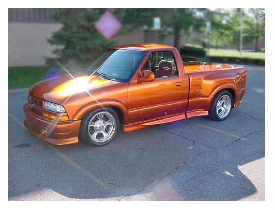 Xtreme Dually Lowrider Trucks Chevy S10 S10 Truck