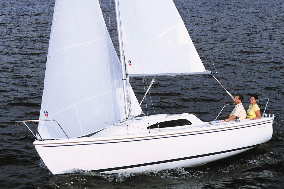 7 small sailboats for everyday cruising small sailboats