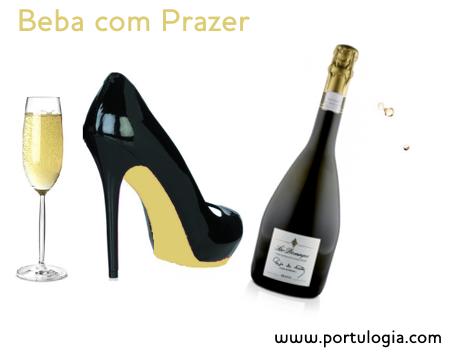 Sparkling Wines: elegance and pleasure together for you in www.portulogia.com. #Portugal #Portulogia #Espumante #Sparkling #Wine