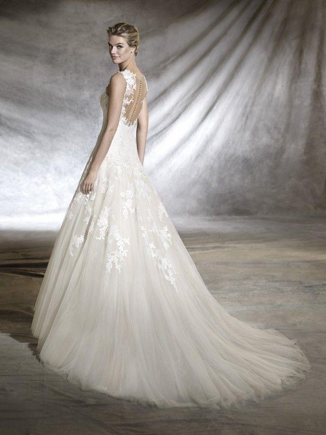970fc8a0301 Pronovias Ofelia Trouwjurken t Wedding dresses
