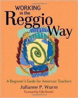 Chalk Talk: A Kindergarten Blog: More Working in the Reggio Way Giveaway