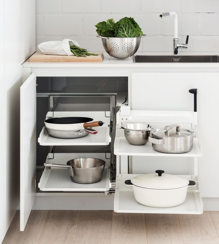 Eckauszug Magic Corner Comfort - peka | decoracion-casas | Küche ...