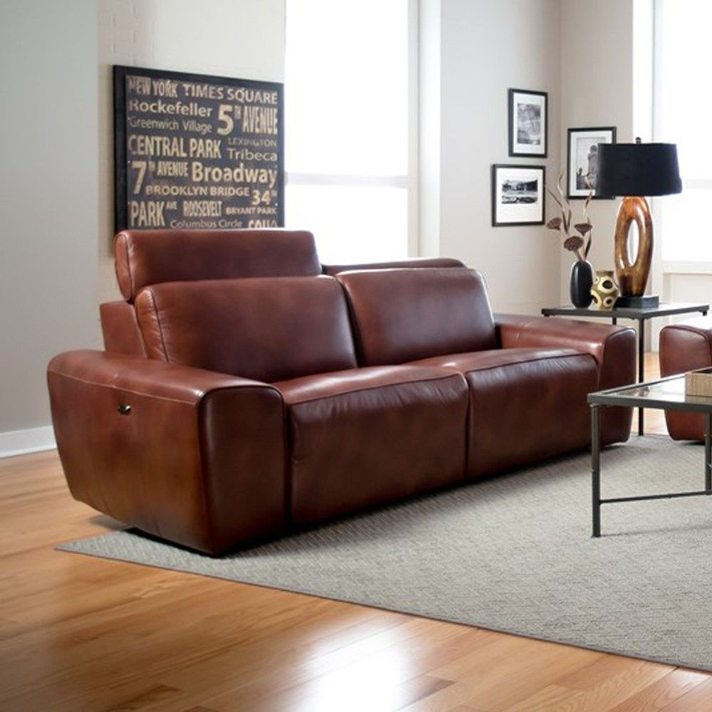Palliser S Beaumont Genuine Leather Sofa Recliner By Humble Abode Lounge And Relax In Style Soft A With Images Genuine Leather Sofa Palliser Furniture Couch Upholstery