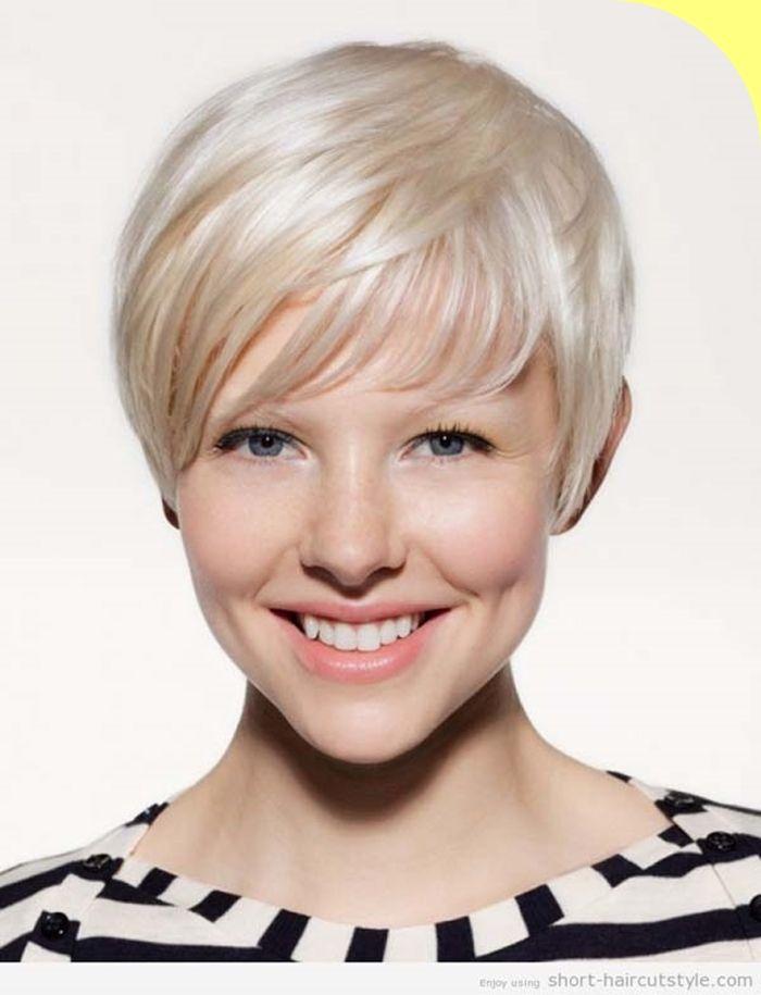 Easy Short Hairstyles Easyshorthairstyleforlongfaceshape 700×915  Hair Styles