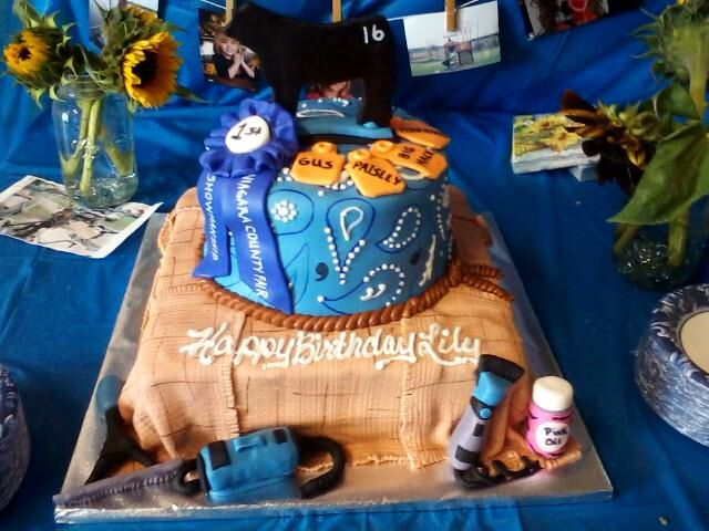 Show cattle cake Food Pinterest Cattle Cake and Birthdays