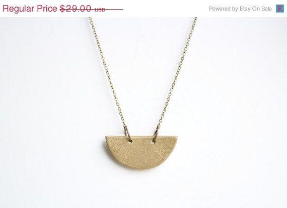 10 off Cyber Monday Sale Minimalist Geometric Gold by shoprarebird, $26.10