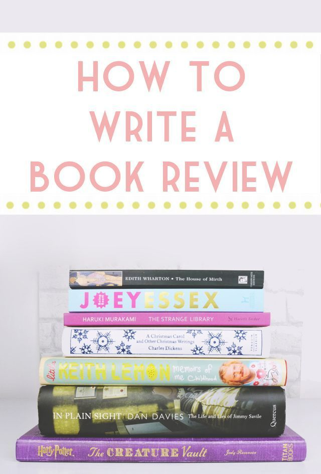 5 tips for writing book reviews // How to write a book review that will impress your readers and make for engaging reading. Perfect reading for book bloggers and authors.