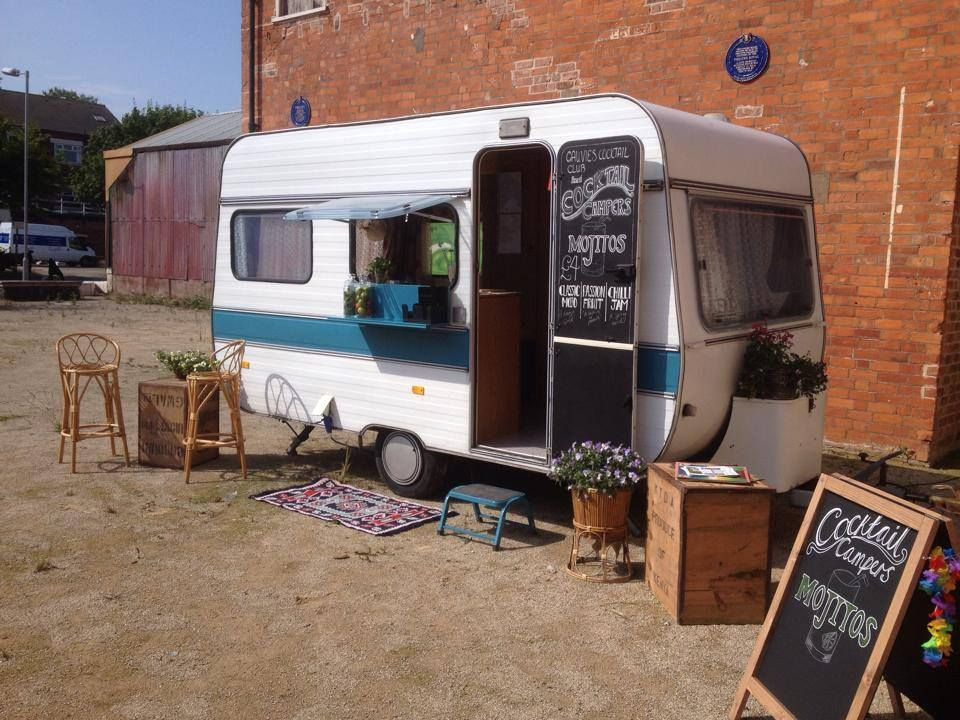 Fruit Space, Street Feast Mobile Mojito Caravan Bar