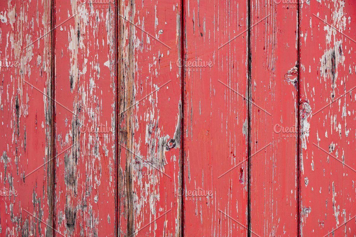 Red Rustic Vintage Wood 3 In 2020 Vintage Wood Rustic Background Wood Texture Background