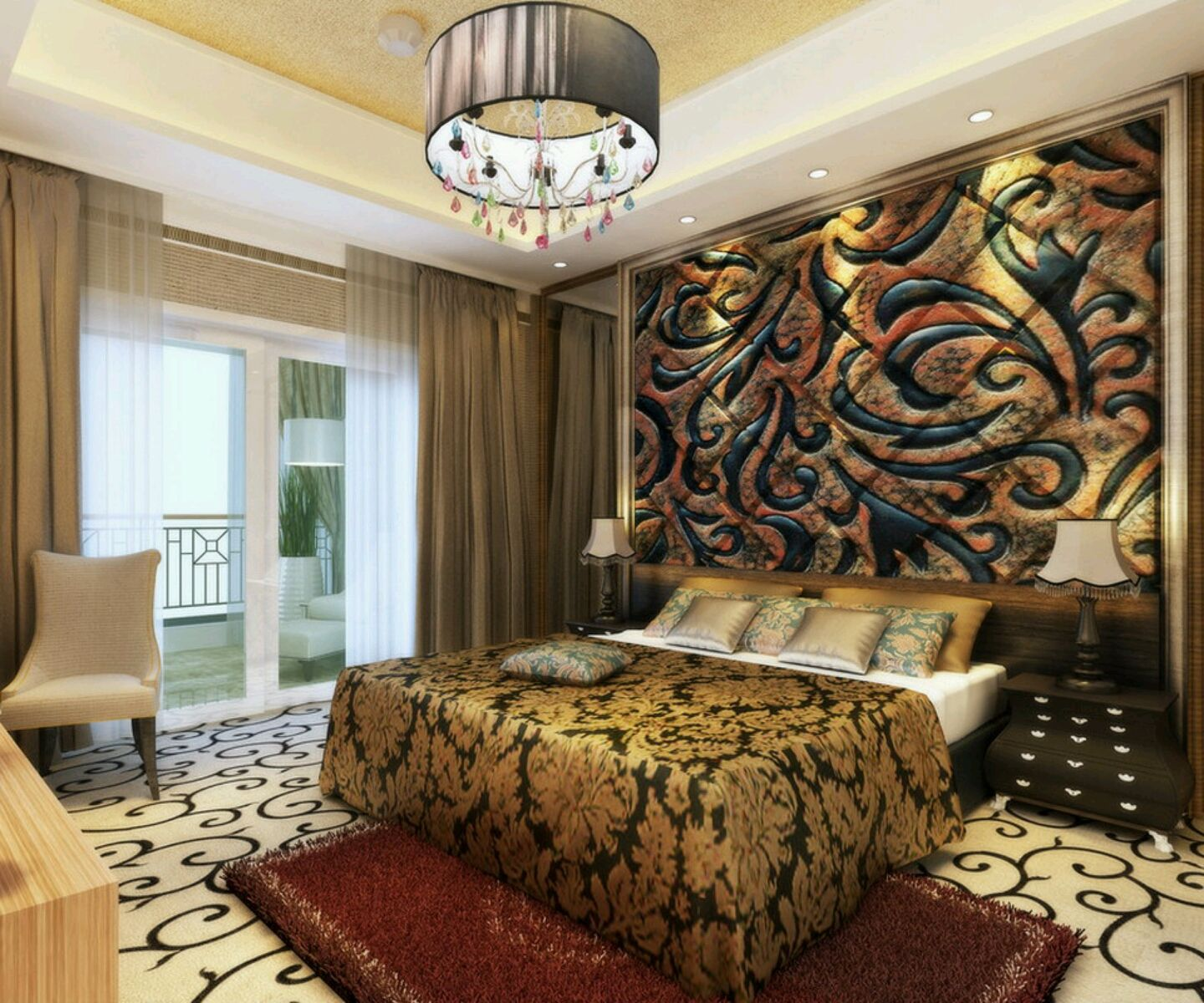 Best Desain Rumah Minimalis Modern Beautiful Bedrooms Interior Decoration Designs Http 400 x 300