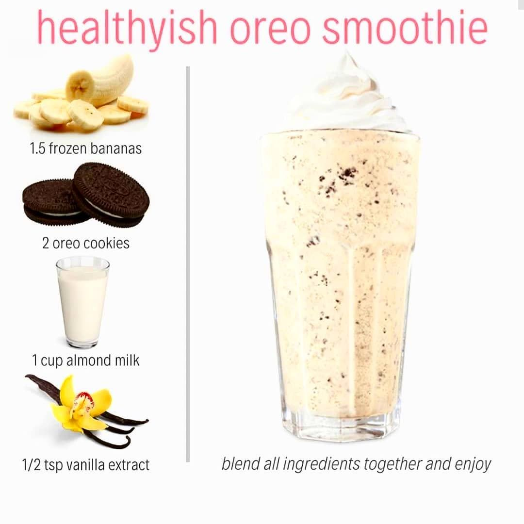 Simple Healthy Oreo Milkshake Foodlovers Foodporn Foodholic Instafood Followformore Recipes Sweettooth Foodsta Oreo Smoothie Oreo Milkshake Oreo