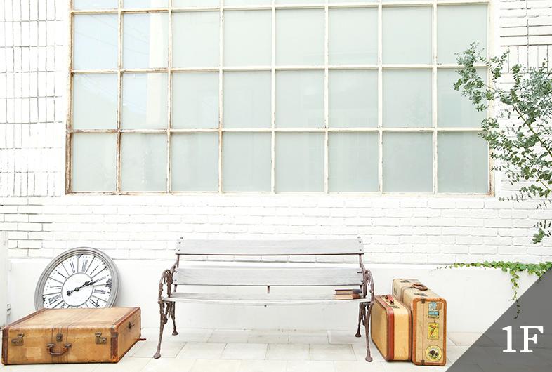 Studio Showcase Apricot 恵比寿 目黒の両駅からアクセス可能な2階