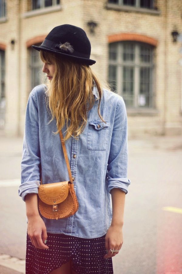 currently searching for the perfect denim shirt