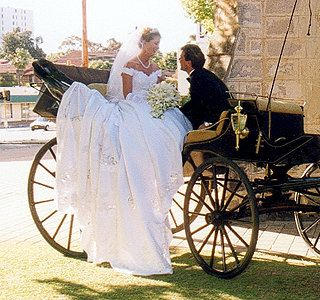 love the traditional carriage :)