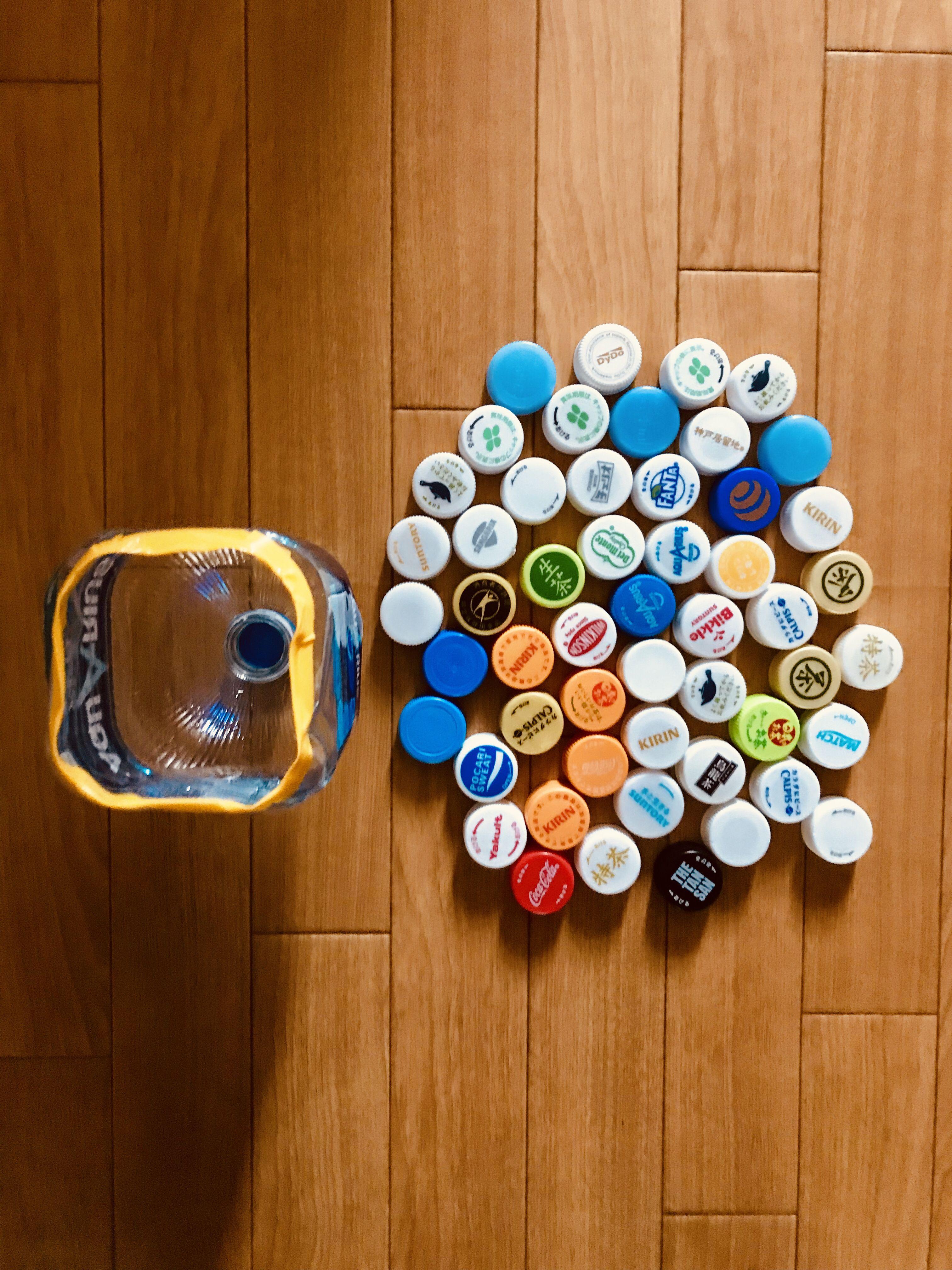 ボトル キャップ 工作 ペット ペットボトルキャップを使った工作例10選!子供でも簡単に雑貨が作れる作り方も!